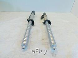 Triumph Daytona 955i Speed Triple Left/Right Front Wheel Fork Shock Leg Tubes