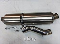 Triumph Daytona 955i Speed Triple Mhp Exhaust High Level Race Ss Model 01-06
