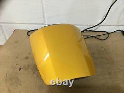 Triumph Daytona 955i Strontium Yellow Rear Seat Cowl 2002-06