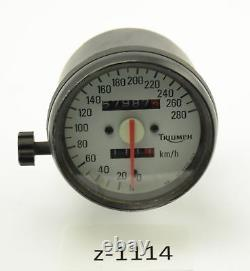 Triumph Daytona 955i T595 Bj. 1997 speedometer