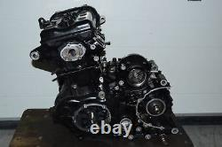 Triumph Daytona 955i T595 Bj. 1998 Engine without attachments 39750 Km
