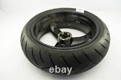 Triumph Daytona 955i T595 Bj. 1999 Rear wheel rear wheel rim A566011734