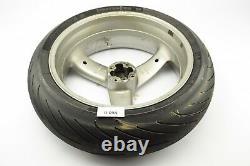 Triumph Daytona 955i T595 Bj. 2000 Hinterrad Rad Felge hinten