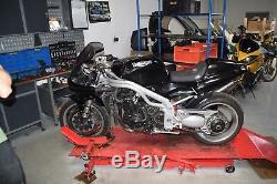 Triumph Daytona 955i T595 Bj. 2001 Hinterrad Rad Felge hinten