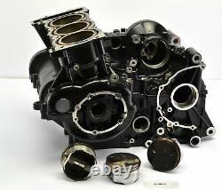 Triumph Daytona 955i T595 Bj. 99 Engine block engine housing + piston
