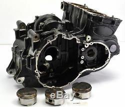 Triumph Daytona 955i T595 Bj. 99 Motorblock Motorgehäuse + Kolben