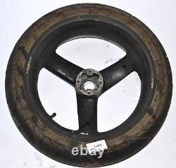 Triumph Daytona 955i T595 Bj. 99 Rear wheel rear wheel rim