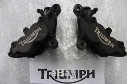 Triumph Daytona 955i T595 Bremssattel Bremszangen Bremse Brake Caliper #R3720