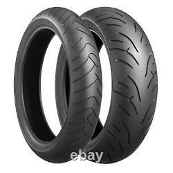 Triumph Daytona 955i T595 Bridgestone Battlax BT023 Tyre Pair 120/70-190/50