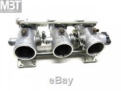 Triumph Daytona 955i T595 Drosselklappen Einspritzanlage injection Bj. 99-01