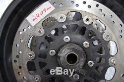 Triumph Daytona 955i T595 Felge Laufrad Rad Vorderrad Front Rim #R3720
