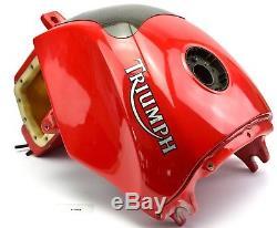 Triumph Daytona 955i T595 Fuel Tank