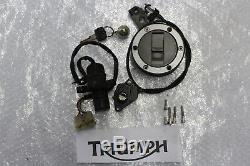 Triumph Daytona 955i T595 Lock Set Lock Ignition Ignition Switch #R3720