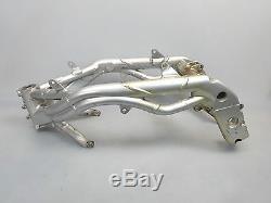 Triumph Daytona 955i T595 Rahmen Hauptrahmen Frame Brief 1997