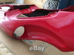 Triumph Daytona 955i T595 Seat Fairing Panel In Tornado Red