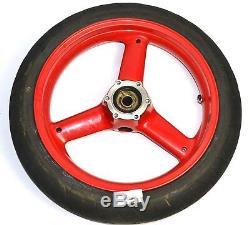 Triumph Daytona 955i T595 Vorderrad Rad Felge vorne 56548472