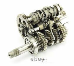 Triumph Daytona 955i T595N Bj. 2002 Getriebe komplett