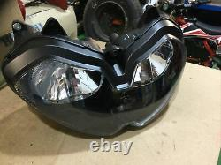 Triumph Daytona 955i UK Spec Complete Headlight NEW 2002-04