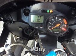 Triumph Daytona 955i black edition LOW MILES