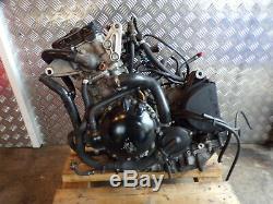 Triumph Daytona 955i engine motor complete 14,000 miles 00-06