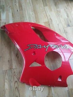 Triumph Daytona 955i left hand fairing
