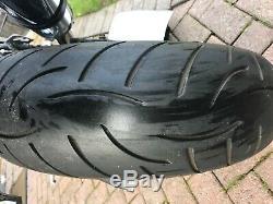 Triumph Daytona 955i motorcycle