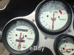 Triumph Daytona 955i / speed tripple