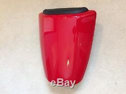 Triumph Daytona Speed Triple 955i 02-06 Red Rear Seat Cowl / Hump
