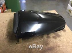 Triumph Daytona & Speed Triple 955i Jet Black Rear Seat Cowl 2002-06