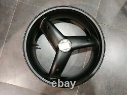 Triumph Daytona Speed Triple 955i Rear Alloy Wheel Black T2015213 NEW RRP £545
