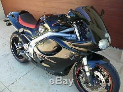 Triumph Daytona Speed Triple 955i -T595 exhaust 1997 2001 XB08 Extremeblaster