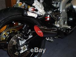 Triumph Daytona Speed Triple exhaust 955i -T595 1997- 2001 XBSS Extremeblaster