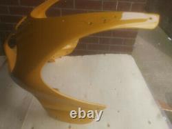Triumph Daytona T595 955i 1997/1998 Strontium Yellow Front Fairing Nose Cone