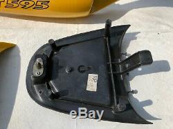 Triumph Daytona T595 / 955i rear fairing and seat cowl hump