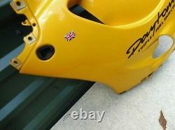 Triumph Daytona T595 Seitenverkleidung links Verkleidung 595 955i 1998