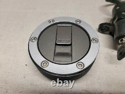 Triumph Daytona T595 T955i 97-01 Lock Set Ignition Gas Cap Seat Lock T2500243