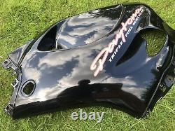 Triumph Daytona t595 Side Fairing N/S Left Black 955i