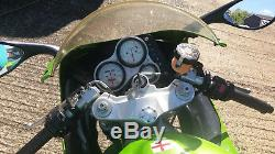 Triumph Motorcycle Daytona 955i