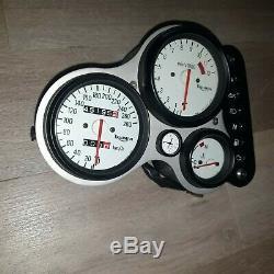 Triumph, Speed Triple, 955i, Daytona, Instrumente, Dashboard, Cockpit
