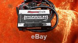 Triumph Speed Triple 955i, T509, Daytona Dynojet Power Commander 3 USB