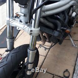 Triumph Speed Triple 955i, t509, Daytona, Gabel mit Gabelbrücken, Fork