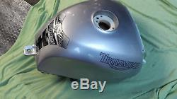 Triumph Speed triple, Daytona 955i, T595 Tank, fuel tank