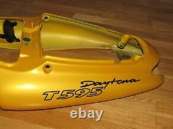 Triumph T595 Daytona Rear Seat Fairing 955i 1997 1998