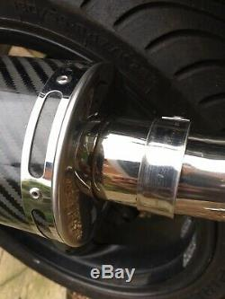 Triumph T595, Street Triple, Daytona 955i Scorpion Sports Exhaust
