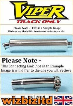 Triumph T955i Daytona 1997-2004 Track Only Exhaust Can and Link Pipe VEX1493