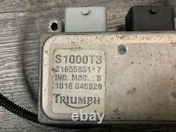 Triumph Tiger 955i 855i Daytona 595 OEM ECU ECM CDI Control Unit Module Igniter