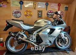 Triumph daytona 955i 2002 concourse show bike