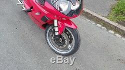 Triumph daytona 955i 2003