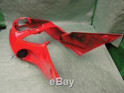 Triumph fairing (International) Daytona 955i T595 Tailgate also Speed Triple