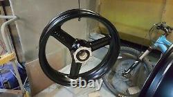 Triumph speed triple 955i wheels Daytona t595 immaculate refurbished
